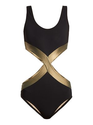 ZEUS + DIONE Syimi Cut Out Swimsuit