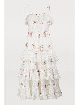 Zimmermann Heathers linen maxi dress