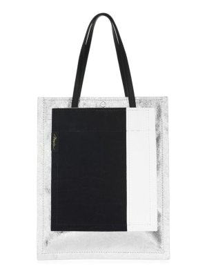 3.1 phillip lim colorblock leather tote