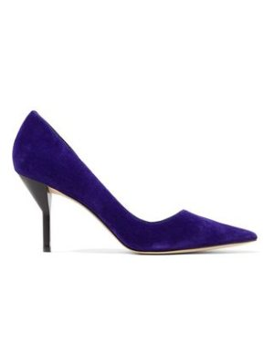 3.1 phillip lim kiddie suede pumps