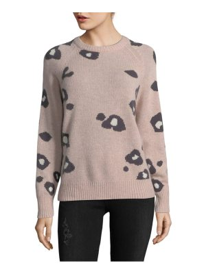 360Cashmere Patterned Cashmere Sweater