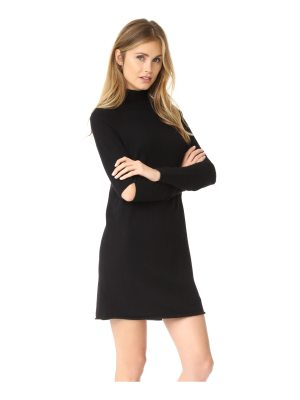 360 SWEATER lynx cashmere sweater dress