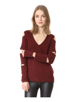 360 SWEATER tyronne cashmere sweater