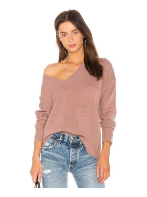 360Cashmere 360 Sweater Violet Sweater
