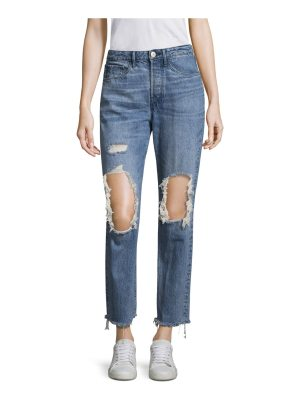 3x1 higher ground distressed jeans