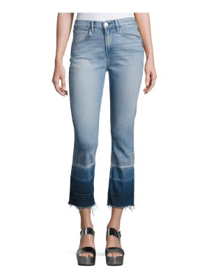 3x1 W4 Shelter Super High-Rise Straight-Leg Jeans
