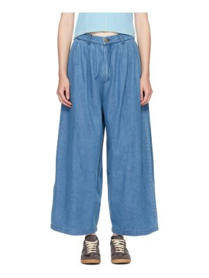 69 Pleated Jeans