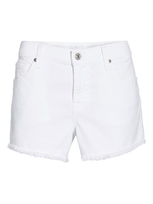 7 For All Mankind 7 for all mankind cutoff denim shorts