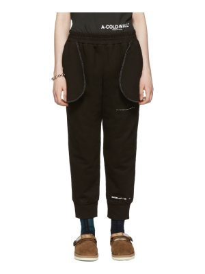 A-cold-wall* Compressed Logo Lounge Pants