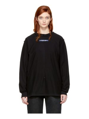 A-cold-wall* Long Sleeve high Performance Window T-shirt