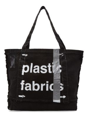 A-cold-wall* Plastic Frayed Tote
