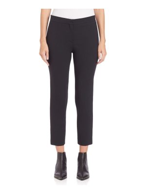 Acne Studios straight-leg cropped pants