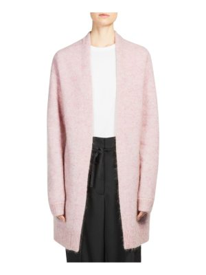 Acne Studios long plush cardigan