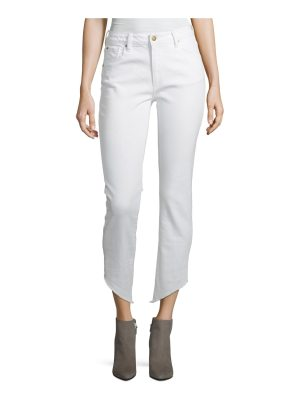 Acynetic Loren High-Rise Ankle-Length Cigarette Jeans
