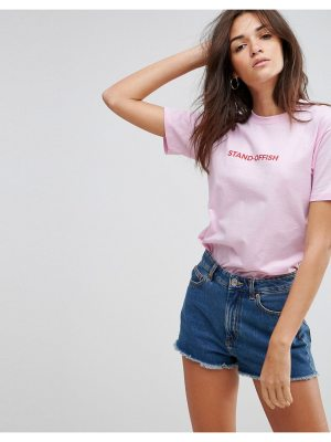 Adolescent Clothing Stand-Offish T Shirt
