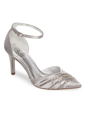 Adrianna Papell helma beaded pointy toe pump