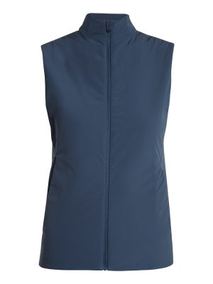 AEANCE Water-repellent padded performance gilet