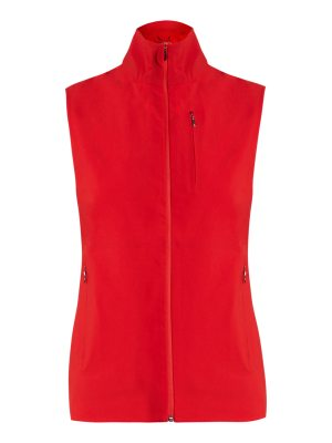 AEANCE Water-repellent performance gilet