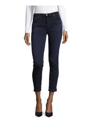 AG Adriano Goldschmied Buttoned Super Skinny Jeans