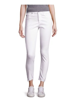 AG Jeans farah skinny ankle high-rise jeans