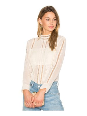 AIRLIE Kamille Lace Shirt