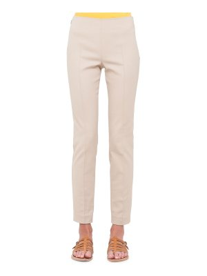 Akris Melissa Techno Slim-Leg Pants