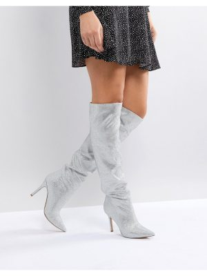 ALDO Claira Crystal Slouch Boots