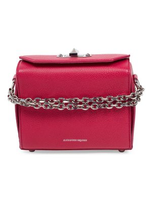 Alexander McQueen large box shoulder bag