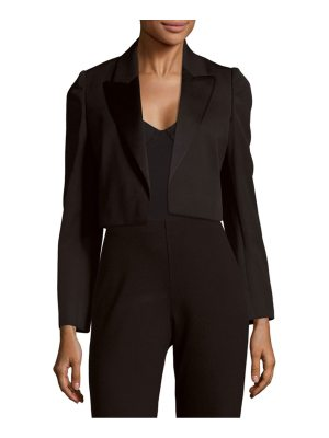Alexander McQueen Long-Sleeve Peak-Lapel Jacket