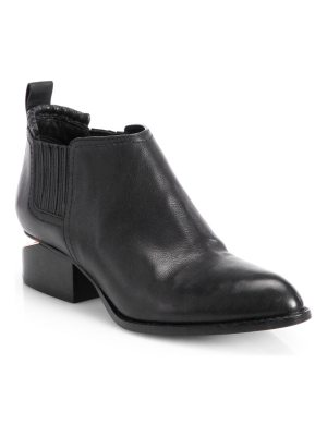 Alexander Wang kori leather ankle boots