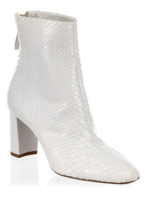 Alexandre Birman regina leather booties