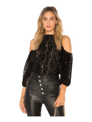 Alice + Olivia Hallie Top