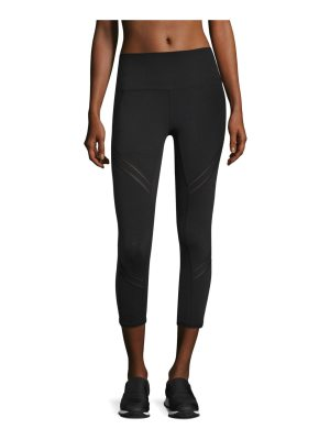 Alo Yoga cosmic capri pants