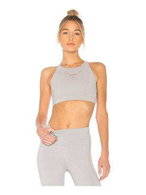 Alo Yoga Ripped Warrior Bra