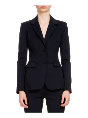Altuzarra Fenice Two-Button Blazer