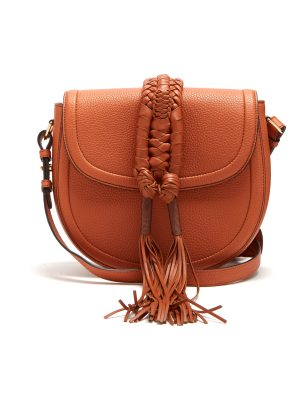 Altuzarra Ghianda Leather Cross Body Bag
