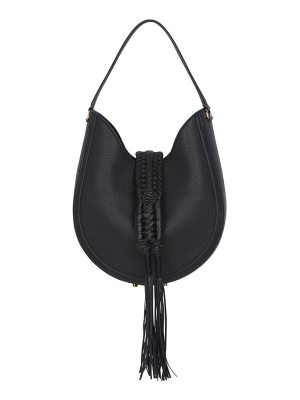 Altuzarra Ghianda Woven Leather Hobo Bag