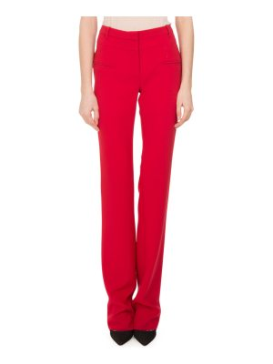 Altuzarra Jane Straight-Leg Pants