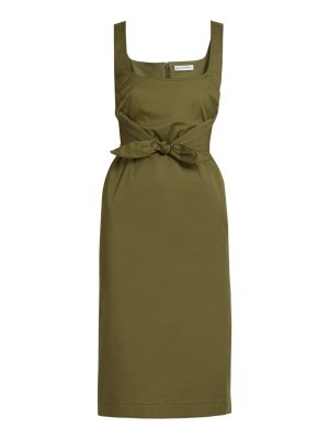 Altuzarra Pima stretch-cotton dress