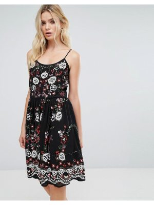 Amy Lynn Embroidered Cami Dress