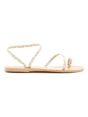 Ancient Greek Sandals Eleftheria leather sandals