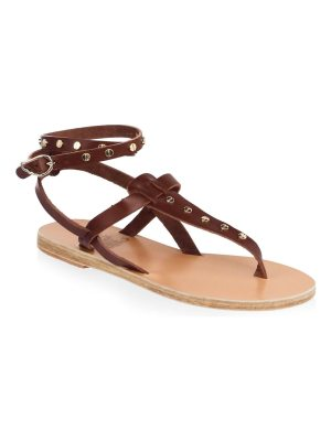 Ancient Greek Sandals estia nails leather sandals