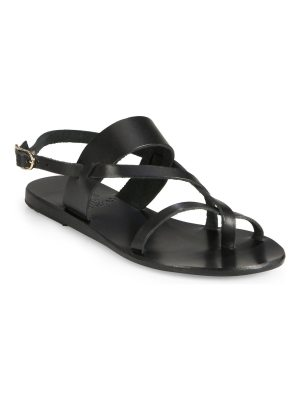 Ancient Greek Sandals for peter pilotto alethea leather sandals