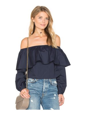 ANIMALE Exposed Shoulder Top