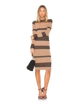 ANIMALE Rib Sweater Dress