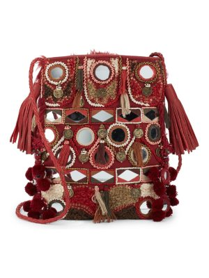 Antik Batik Sequined Shoulder Bag