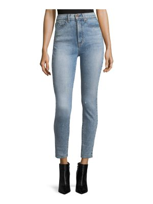 AO.LA by Alice+Olivia High-Rise Ankle Skinny Jeans