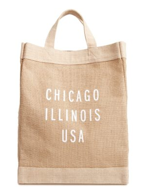 Apolis chicago simple market bag