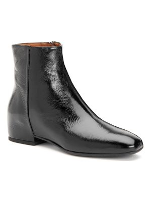 Aquatalia ulyssa patent leather ankle boots