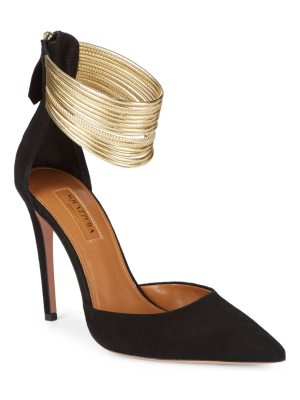 Aquazzura Hello Lover Point Toe Heels